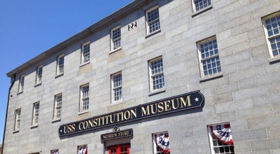 Photo of History Museum USS Constitution at 24 5th St, Bldg 22, Charlestown, MA 02129, United States