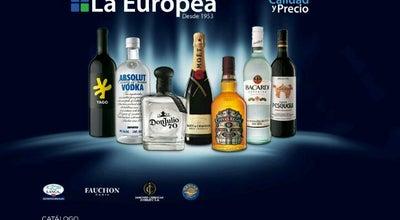 Photo of Wine Bar la europea vinos at Bernardo Quintana, Querétaro, Qro, Querétaro, Mexico