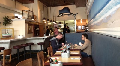 Photo of Seafood Restaurant Woodhouse Fish Co. at 1914 Fillmore St, San Francisco, CA 94115, United States