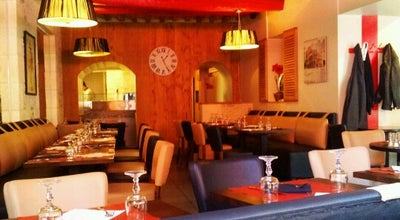 Photo of Italian Restaurant Santa Lucia at 8 Rue Du Vaugueux, Caen 14000, France