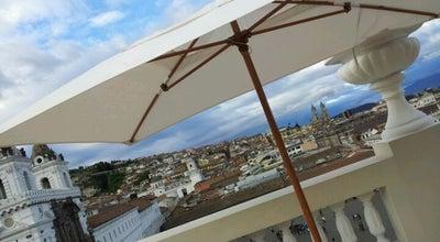 Photo of Hotel Casa Gangotena at Quito, Ecuador