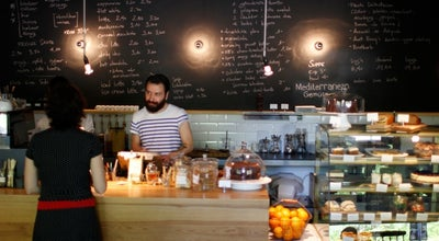 Photo of Cafe Aunt Benny at Oderstr. 7, Berlin 10247, Germany