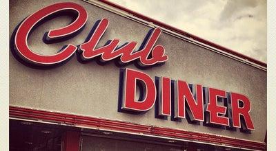 Photo of Diner Club Diner at 20 N Black Horse Pike, Bellmawr, NJ 08031, United States
