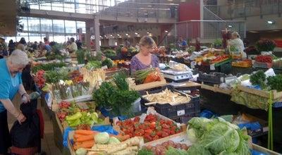Photo of Farmers Market Fehérvári úti Vásárcsarnok at Kőrösi J. U. 7-9., Budapest 1117, Hungary