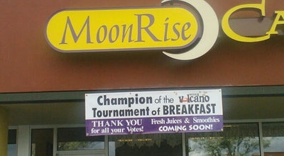 Photo of Breakfast Spot Moon Rise Cafe at 6020 Main St Sw, Lakewood, WA 98499, United States