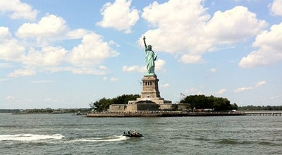 Photo of Boat or Ferry Statue of Liberty Ferry at Liberty Is, New York, NY 10004, United States