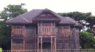 Photo of Historic Site บ้านโบราณอายุร้อยปีริมกว๊านพะเยา at อำเภอเมืองพะเยา, Thailand