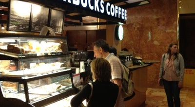 Photo of Coffee Shop Starbucks at 725 5th Ave, New York, NY 10022, United States