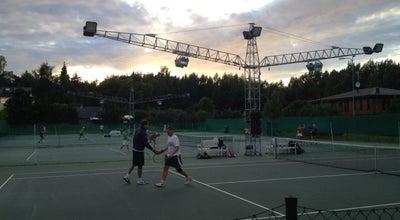 Photo of Tennis Court Rocca al Mare Tennisekeskus at Haabersti 5, Tallinn, Estonia