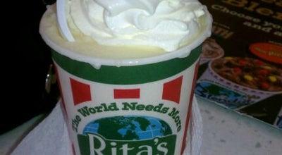Photo of Ice Cream Shop Rita's - Apopka at 515 N Park Ave, Apopka, FL 32712, United States