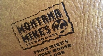 Photo of Steakhouse Montana Mike's Steakhouse at 1945 N State St, Greenfield, IN 46140, United States