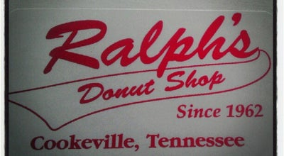 Photo of Donut Shop Ralph's Donuts at 59 S Cedar Ave, Cookeville, TN 38501, United States