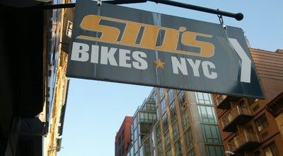 Photo of Bike Shop Sid's Bikes at 151 W 19th St, New York, NY 10011, United States