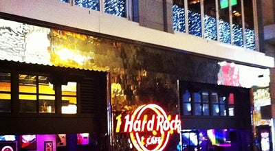 Photo of American Restaurant Hard Rock Café Hong Kong at Lg/f, Lkf Tower, 55 D'aguilar St, Central District, Hong Kong