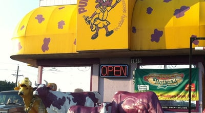 Photo of Burger Joint Purple Cow at 1648 E Stone Dr, Kingsport, TN 37660, United States