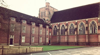 Photo of College Residence Hall Ardingly College at College Rd., Haywards Heath, United Kingdom