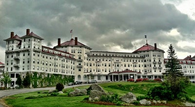 Photo of Hotel Omni Mount Washington Resort at 310 Mount Washington Hotel Rd, Bretton Woods, NH 03575, United States