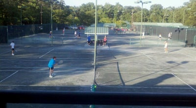 Photo of Tennis Court Cooper Creek Tennis Courts at 4816 Milgen Rd, Columbus, GA 31907, United States