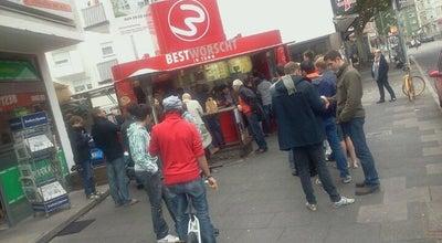 Photo of German Restaurant Best Worscht in Town at Grüneburgweg 37, Frankfurt 60322, Germany