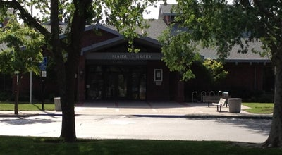 Photo of Library Maidu Public Library at 1530 Maidu Dr, Roseville, CA 95661, United States