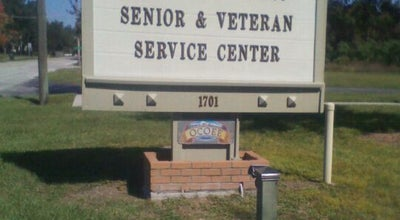 Photo of Monument / Landmark Thomas Ison Seniors & Veterans Center at 1701 Adair St, Ocoee, FL 34761, United States