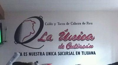 Photo of Taco Place Tacos De Cabeza La Unica De Culiacán at Mexico