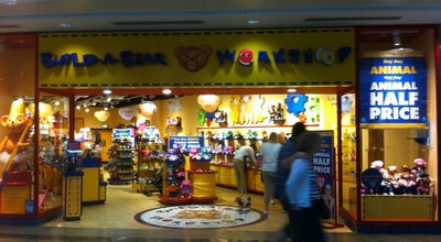 Photo of Toy / Game Store Build-A-Bear Workshop at West Quay Shopping Ctr., Southampton SO15 1QD, United Kingdom