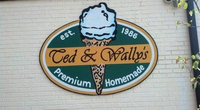 Photo of Ice Cream Shop Ted & Wally's at 1120 Jackson St, Omaha, NE 68102, United States