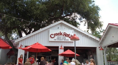 Photo of Seafood Restaurant Creek Ratz at 4065 Hwy 17 Business, Murrells Inlet, SC 29576, United States