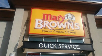 Photo of Fried Chicken Joint Mary Brown's Famous Chicken at 20 Market Dr., Milton, ON, Canada