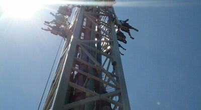 Photo of Theme Park Space Shot at Adventureland at United States