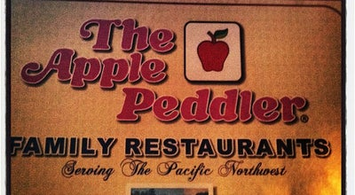 Photo of American Restaurant Apple Peddler at 1485 Ne Third St, Prineville, OR 97754, United States