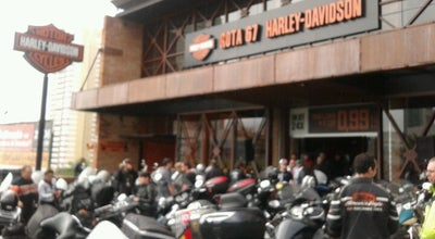 Photo of Motorcycle Shop Rota 67 Harley-Davidson at Av. Afonso Pena, 4548, Campo Grande 79020-001, Brazil