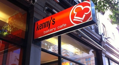 Photo of Bakery Kenny's Bakery Café at 53 Lonsdale St., Melbourne, Vi 3000, Australia