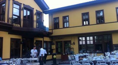 Photo of Turkish Restaurant Sümbüllü Bahçe Konağı at Osmangazi Mah. Orhangazi Çık. No:10 Tophane, Osmangazi 16050, Turkey