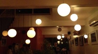 Photo of Cafe TLR Cafe & Kitchen (The Living Room) at 2nd Flr., 31, Hauz Khas Village, New Delhi 110016, India