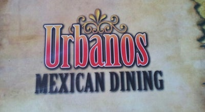 Photo of Mexican Restaurant Urbano's Mexican Dining at 855 Twelve Bridges Dr #150, Lincoln, CA 95648, United States