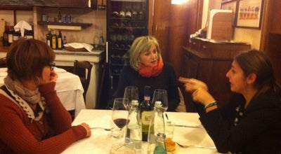Photo of Italian Restaurant Osteria Olga at Via Poncione, N. 7, Lecco 23900, Italy