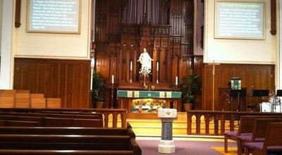 Photo of Church Immanuel Lutheran Church at 101-213 Michigan St, Elmhurst, IL 60126, United States