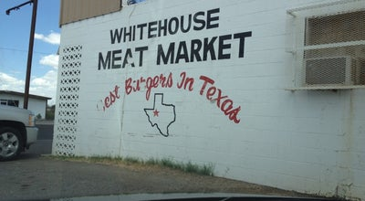 Photo of American Restaurant Whitehouse Meat Market at 200 E 52nd St, Odessa, TX 79762, United States