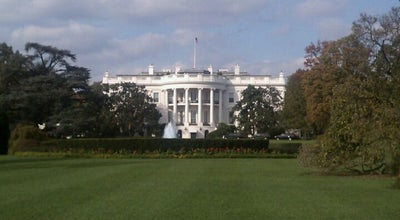 Photo of Monument / Landmark The White House Southeast Gate at 1600 Pennsylvania Ave Nw, Washington, DC 20500, United States