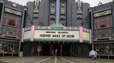 Photo of Theme Park Ride / Attraction Universal's Horror Make-Up Show at Hollywood, Orlando, FL 32819, United States