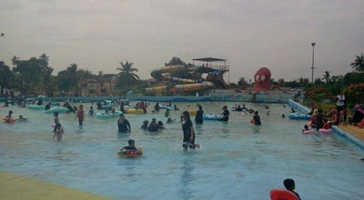 Photo of Water Park Wet World Batu Pahat Village Resort at 138 Jalan Bukit Pasir, Batu Pahat 83050, Malaysia