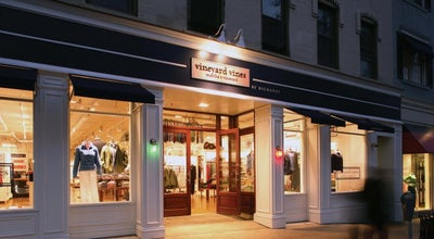Photo of Clothing Store Vineyard Vines at 145 Greenwich Ave, Greenwich, CT 06830, United States