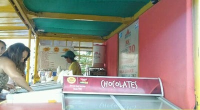Photo of Ice Cream Shop Quiosque Sorveteria Bali at Av. Álvaro Otacílio, 300-458 - Pnt. Verde, Maceió 57035-180, Brazil