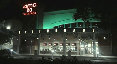 Photo of Movie Theater AMC Southroads 20 at 4923 E 41st St, Tulsa, OK 74135, United States
