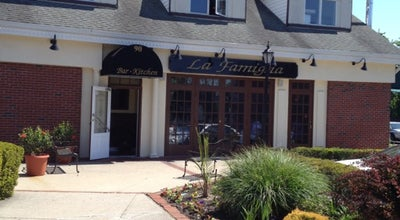 Photo of Italian Restaurant La Famiglia at 90 W Main St, Babylon, NY 11702, United States