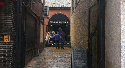 Photo of Bookstore Waterstones at 12-13 High Street, Colchester CO1 1DA, United Kingdom