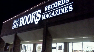 Photo of Bookstore Half Price Books at 770 Road To Six Flags E., Arlington, TX 76011, United States