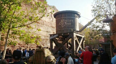 Photo of Historic Site Stanley's Oasis at Cars Land, Anaheim, CA 92802, United States